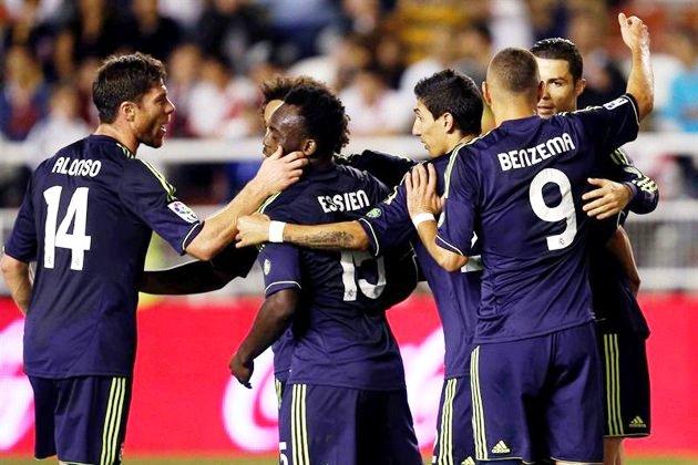 Volvió la luz al Madrid