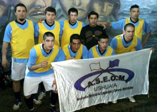 DivA pose ArgentdelSur Copa de Oro 2012