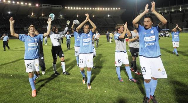 Belgrano festeja su 2012