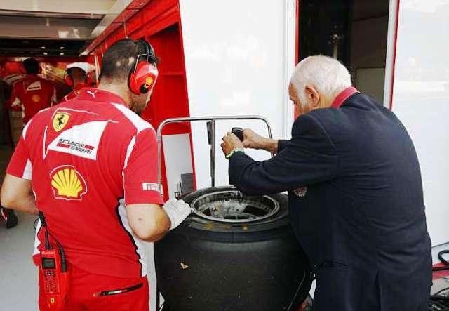 gomas F1