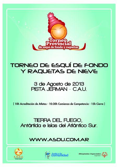 Afiche torneo2013