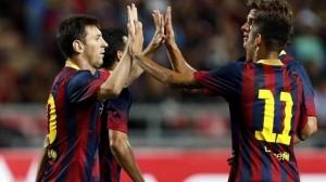 Messi-y-Neymar-festejan-uno-de-los-goles-300x168