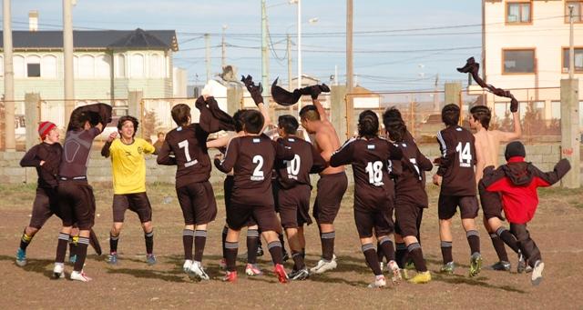 futbol festeja caef