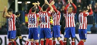 Atlético de Madrid es el nuevo líder