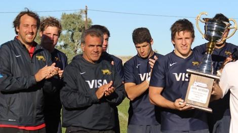Pumitas M20 Copa en Chubut 2014