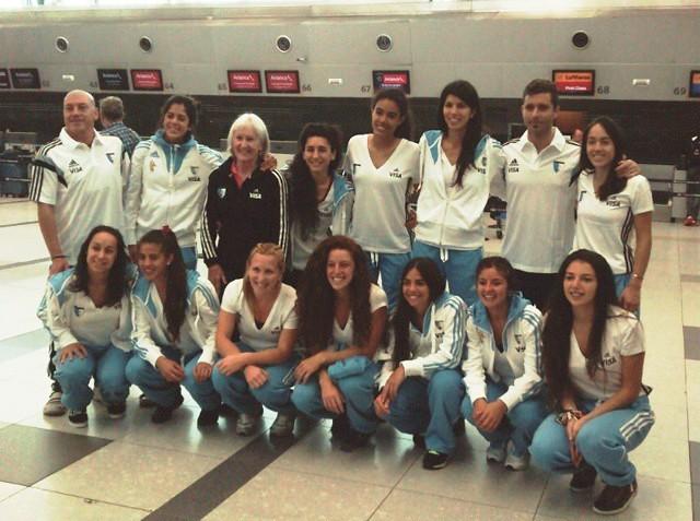 seleccionado argentino femenino rumbo a canadu00E1