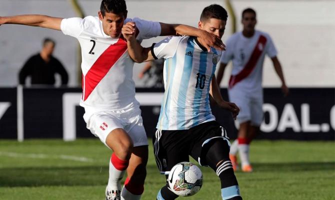 Argentina sub 20 1