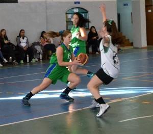 El Basquet Femenino arrancó en Bariloche