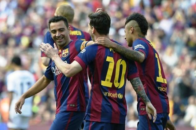 El Barça baja el telón