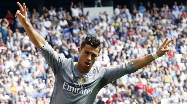 Volvió Cristiano Ronaldo