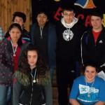 Equipo Sub-14 Juegos Evita