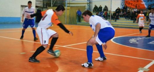 Optica Social y Magallanes Blanco dividieron puntos en Campolter.