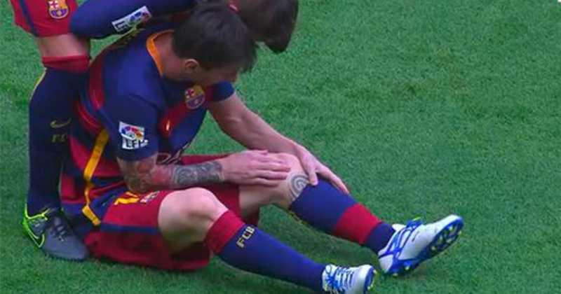 El crack de Messi