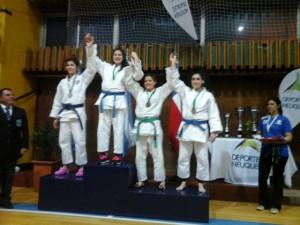 medalla judo
