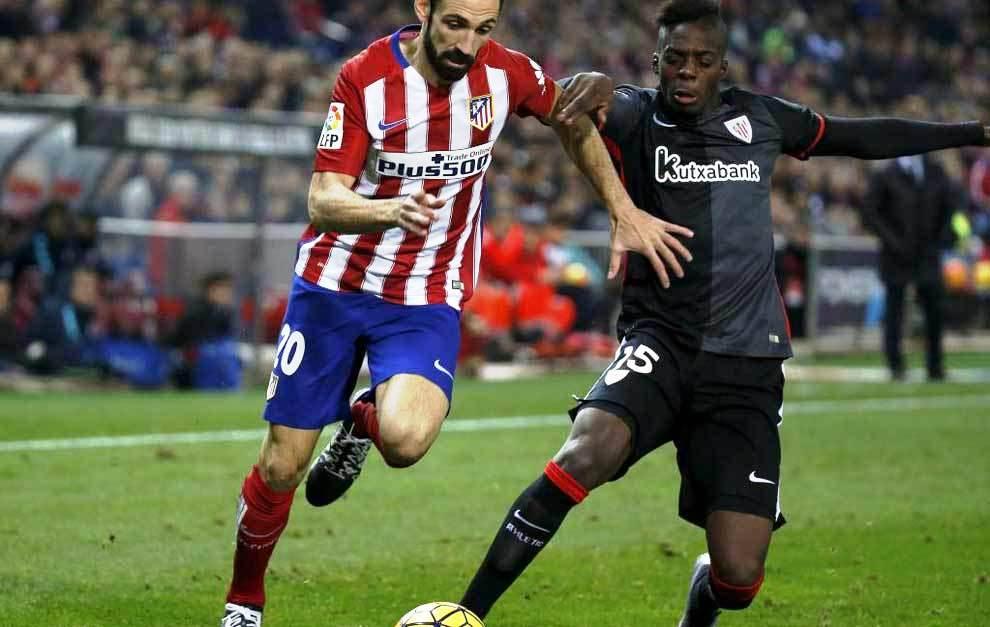 El Atlético es líder junto a Barcelona
