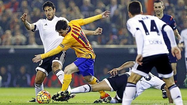 A pesar de todo Barcelona sigue líder