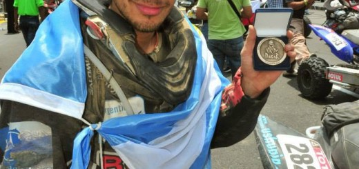 Bonetto - Dakar 2012