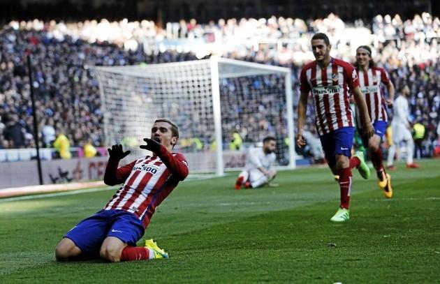 El Atléti manda en Madrid