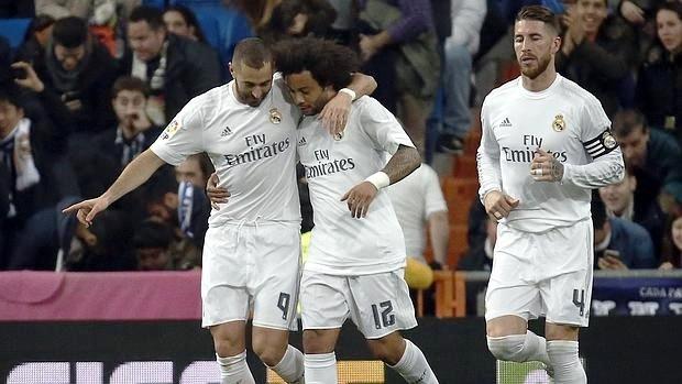 Madrid set y partido