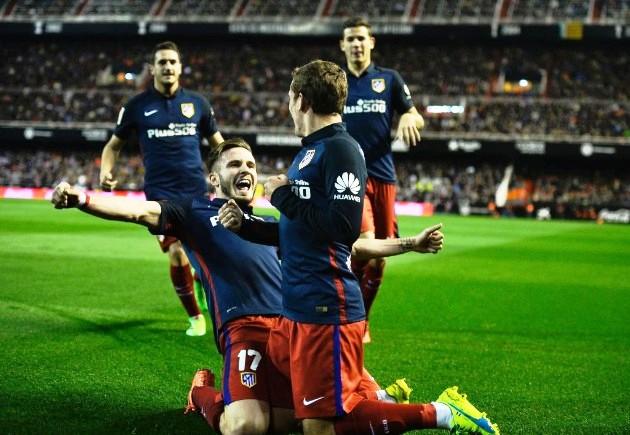 El Atlético no se rinde