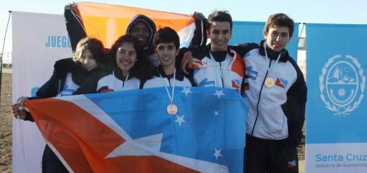 medallistas atletismo
