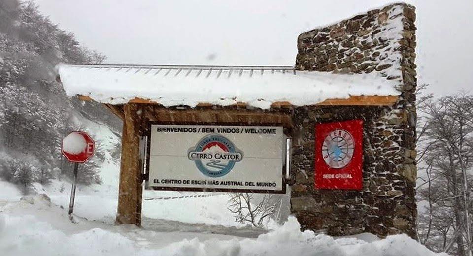 Cambio de fecha para la apertura de Cerro Castor