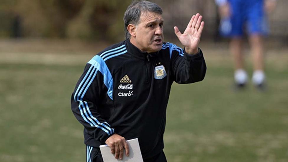 Martino renunció a la Selección Nacional