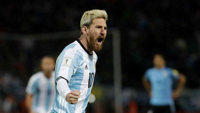 Con Messi es más fácil