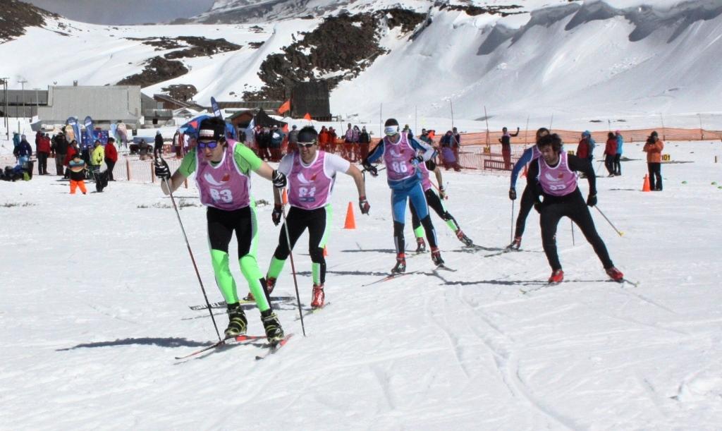 Más logros para el esquí de fondo