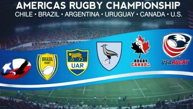 Así se jugará la Américas Rugby Championship