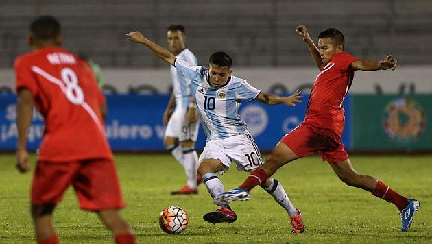 Sudamericano Sub 20: Argentina empató en el debut