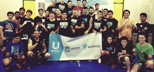 kick boxing conferencia