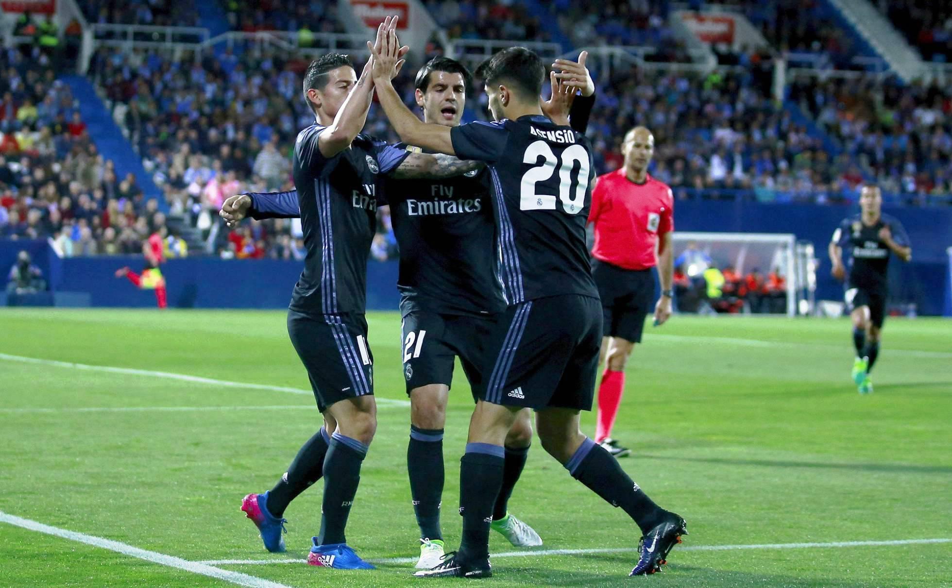 El fútbol no para y el Madrid tampoco