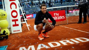 Tennis - ATP 1000 Masters - Madrid Open