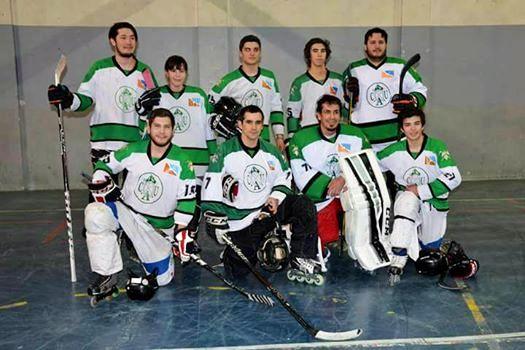 El CAU en la Liga riograndense de Roller Hockey