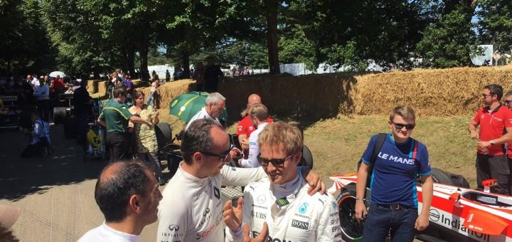 Kubica-Rosberg