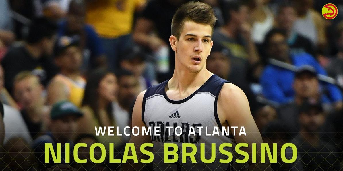 Brussino sigue en la NBA