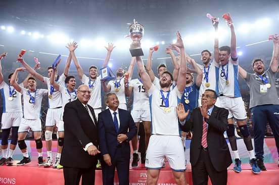 Argentina campeón mundial Sub 23