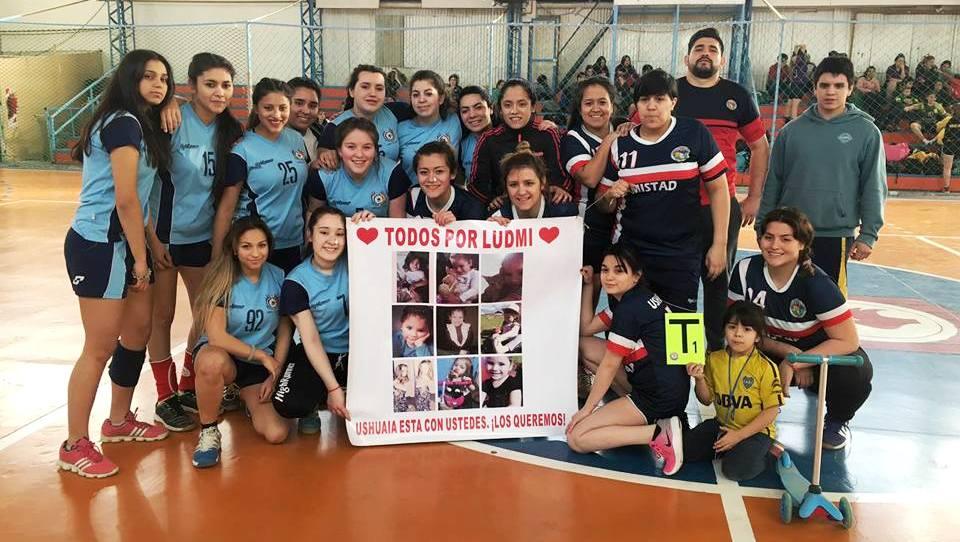 Handball y Padel solidario