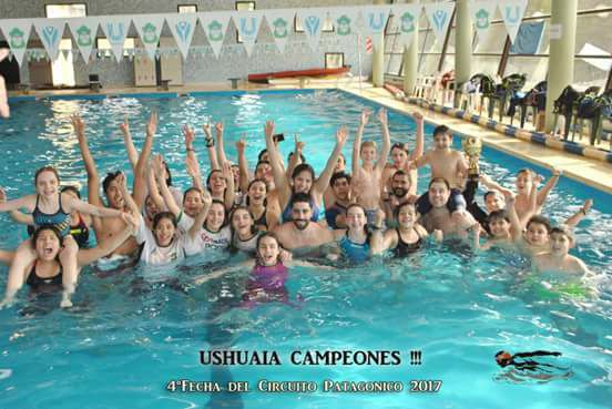 Ushuaia dominó la 4º fecha