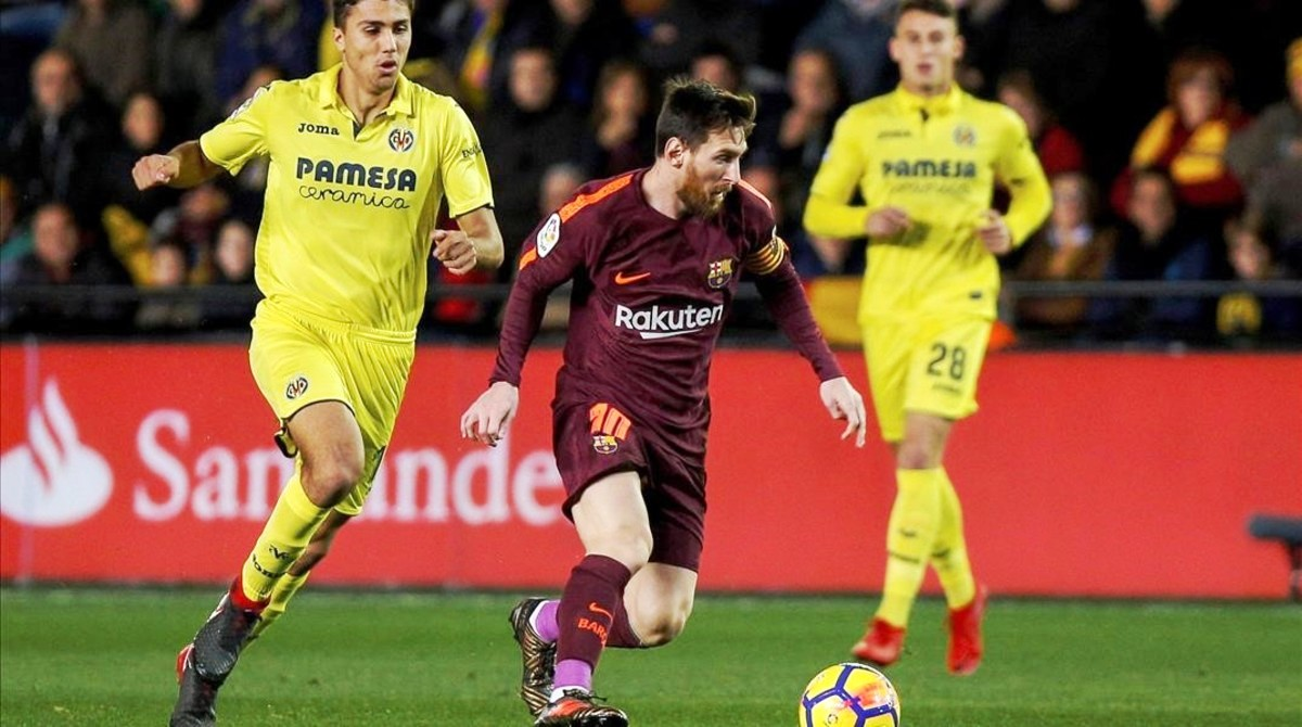 El Barcelona sigue arriba