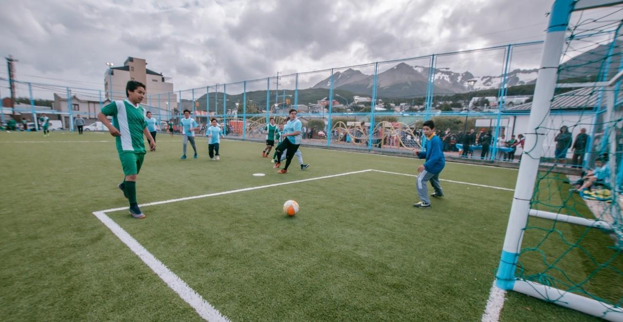Se viene la 1° edición de la Liga Municipal de Fútbol Infantil