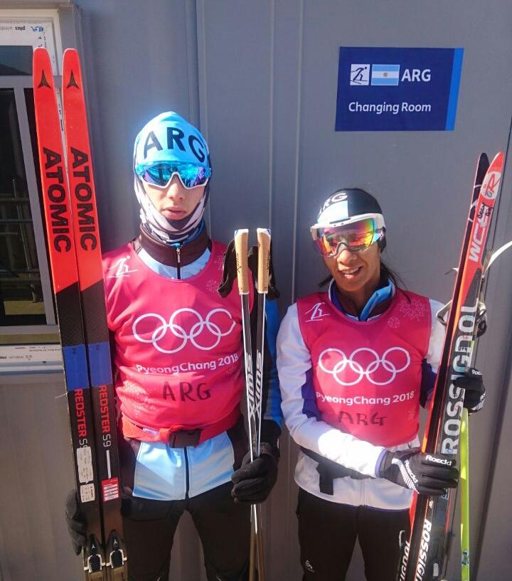 Domínguez y Zuloaga a un paso de ser olímpicos