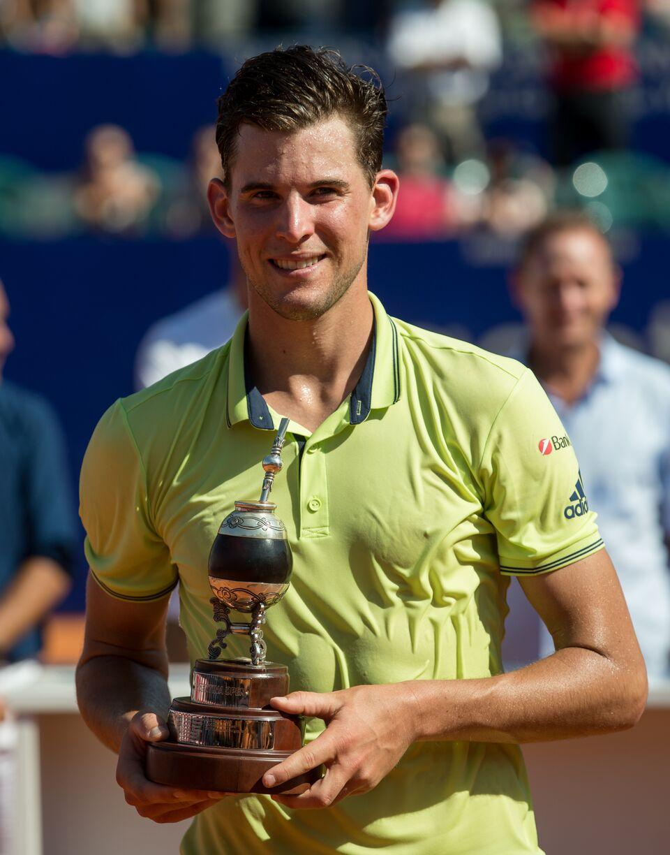 Thiem campeón del Argentina Open