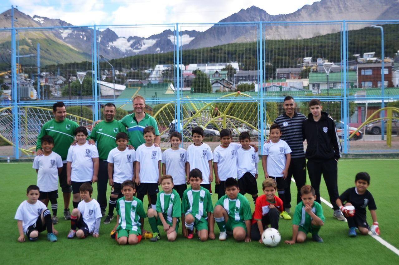 La Liga Municipal de Fútbol Infantil, una realidad