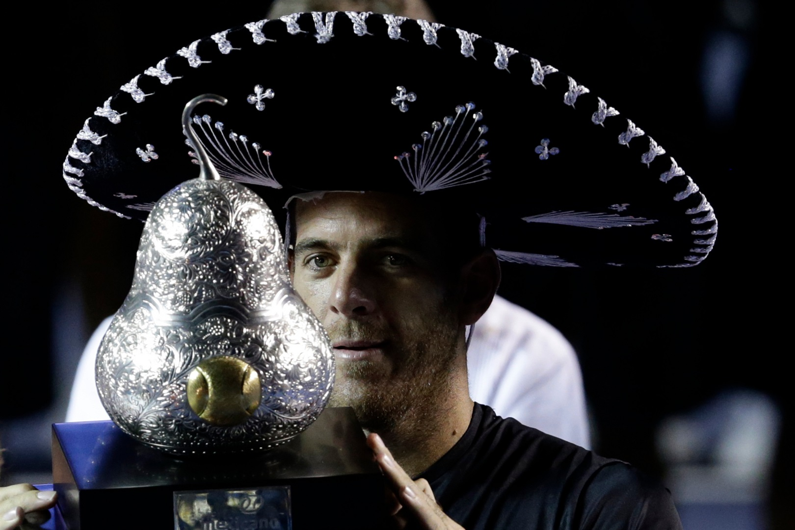 «Delpo» campeón en Acapulco