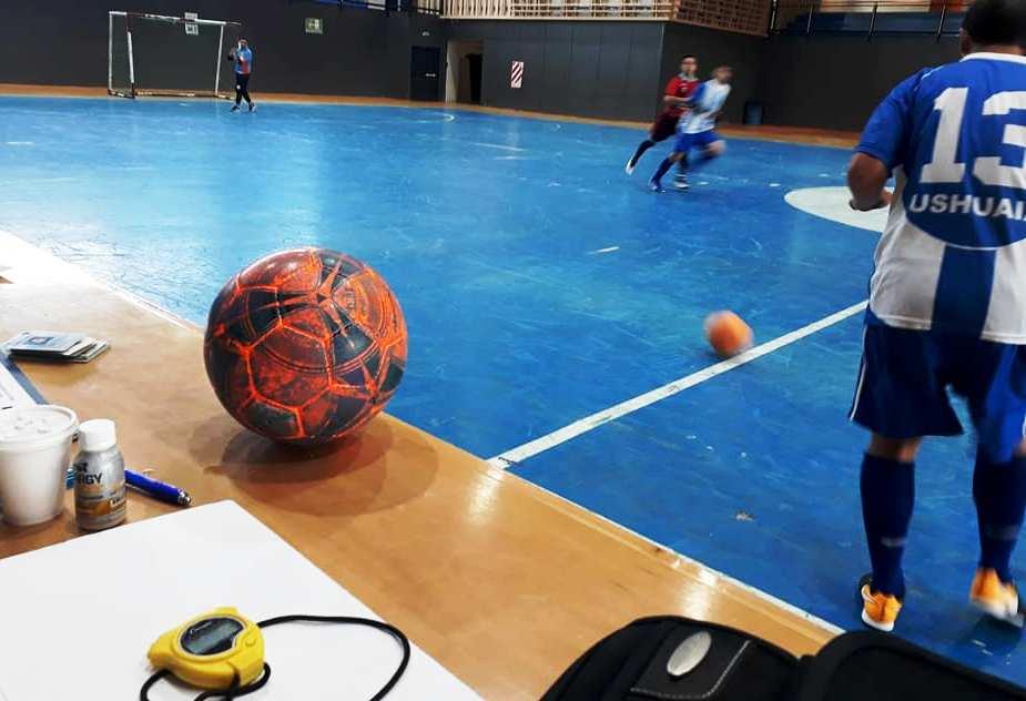 Cuadrangular Clasificatorio para el Futsal AFA