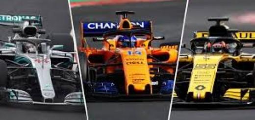 F1 Halo 2018