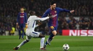 Leo Messi-Chelsea.