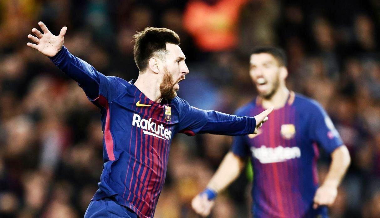Para Barcelona la Liga está cerca